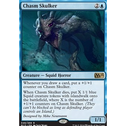 Magic löskort: M15: Chasm Skulker
