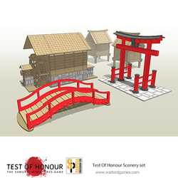 Test of Honour: Scenery Set