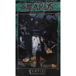 Vampire: The Masquerade: Clan Novel: Shards (Begagnad) )