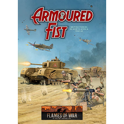 Flames of War: Armoured Fist Book