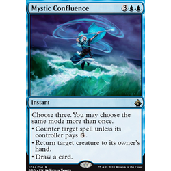 Magic löskort: Battlebond: Mystic Confluence