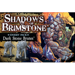 Shadows of Brimstone: Dark Stone Brutes