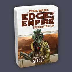 Star Wars: Edge of the Empire: Specialization Deck - Technician Slicer