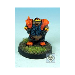 Fantasy Football Dwarves - Black Rock Brick (Impact)