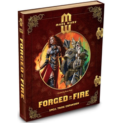 Mage Wars: Forged in Fire Spell Tome