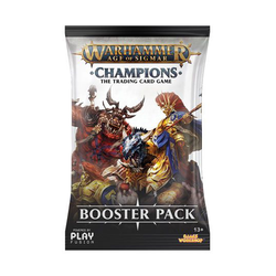 Warhammer Age of Sigmar: Champions - Wave 1 Booster Pack
