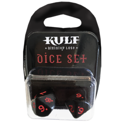 Kult 4th ed: Dice Set