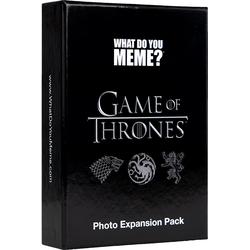 What Do You Meme?: Game of Thrones Photo Expansion Pack