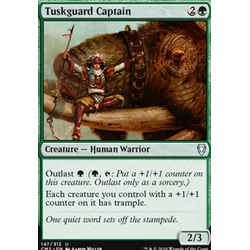 Magic löskort: Commander Anthology 2018: Tuskguard Captain