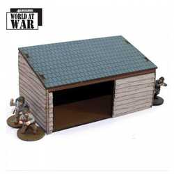 28mm Woodshed/Cartshed