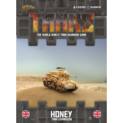 TANKS: British Honey Tank