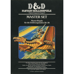 D&D: Set 4: Master Rules, 1985