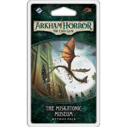 Arkham Horror: The Card Game -  Miskatonic Museum
