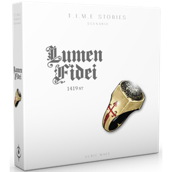 Time Stories: Lumen Fidei / Mystery of the Knight Templars
