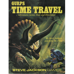GURPS: Time Travel (begagnad)