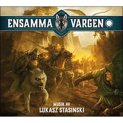 Ensamma Vargen: Soundtrack CD