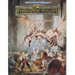 ADD 2nd ed: Forgotten Realms - Running the Realms