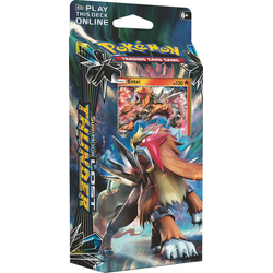 Pokemon TCG: Sun & Moon 8 Lost Thunder Theme Deck Blazing Volcano - Entei