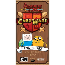 Adventure Time Presents: Card Wars (Finn vs Jake)