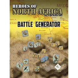 Lock 'n Load Tactical: Heroes of North Africa - Battle Generator