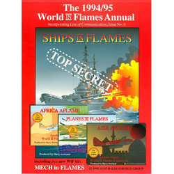 World in Flames: 94/95 Annual