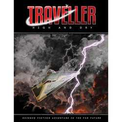 Traveller 4th ed: High and Dry (Marches Adventure 1)