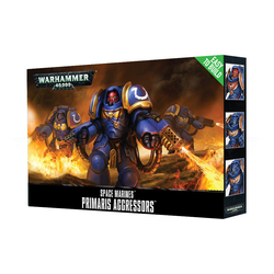Space Marines Primaris Aggressors (easy-to-build)