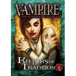 Vampire: The Eternal Struggle - Keepers of Tradition 1