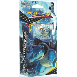 Pokemon TCG: Sun & Moon 9 Team Up Theme Deck Torrential Cannon