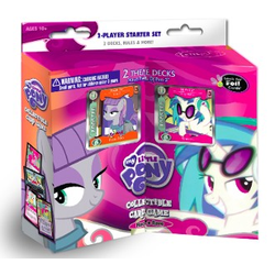 My Little Pony CCG: 2-Player Starter Set 2: Rock N Rave