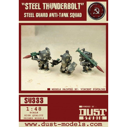 SSU Steel Guards Thunderbolt