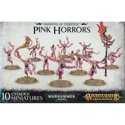 Disciples of Tzeentch Pink Horrors of Tzeentch