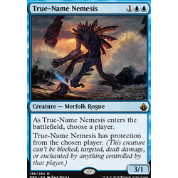 Magic löskort: Battlebond: True-Name Nemesis