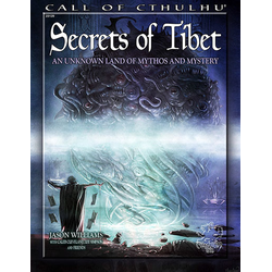 Call of Cthulhu: Secrets of Tibet