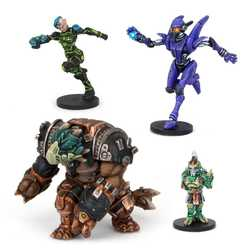 DreadBall: Intergalactic Overlords - All-Stars MVP Pack