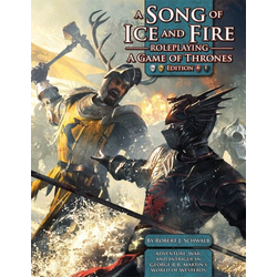 A Song of Ice and Fire RPG: A Game of Thrones Edition