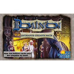 Dominion (2nd ed): Intrigue Update Pack