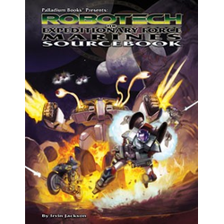 Robotech RPG: Expeditionary Force Marines Sourcebook