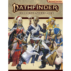 Pathfinder RPG: Character Sheet Pack