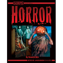 GURPS 4th ed: Horror