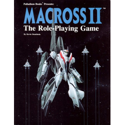 Macross II: The Role-Playing Game (Begagnad)