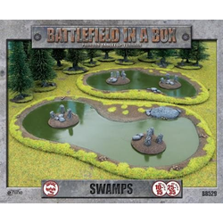 Battlefield in a Box: Swamps