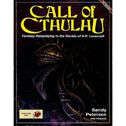 Call of Cthulhu: Rollspelet, 4:th Edition