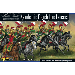 Napoleonic: French Line Lancers