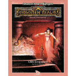 ADD 2nd ed: Forgotten Realms - Old Empires
