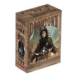 Doomtown: Reloaded – There Comes a Reckoning