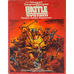 D&D: Battle system, Box
