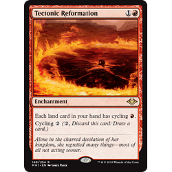Magic löskort: Modern Horizons: Tectonic Reformation