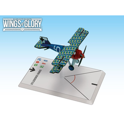 Wings of Glory: WW1 Siemens-Schuckert D.III (Von Beauleiu-Maconnay)
