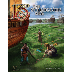 13th Age RPG: The Strangling Sea
